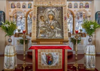 Παρακλητικοί Κανόνες προς τιμήν της Υπεραγίας Θεοτόκου στον Ιερό Ναό μας